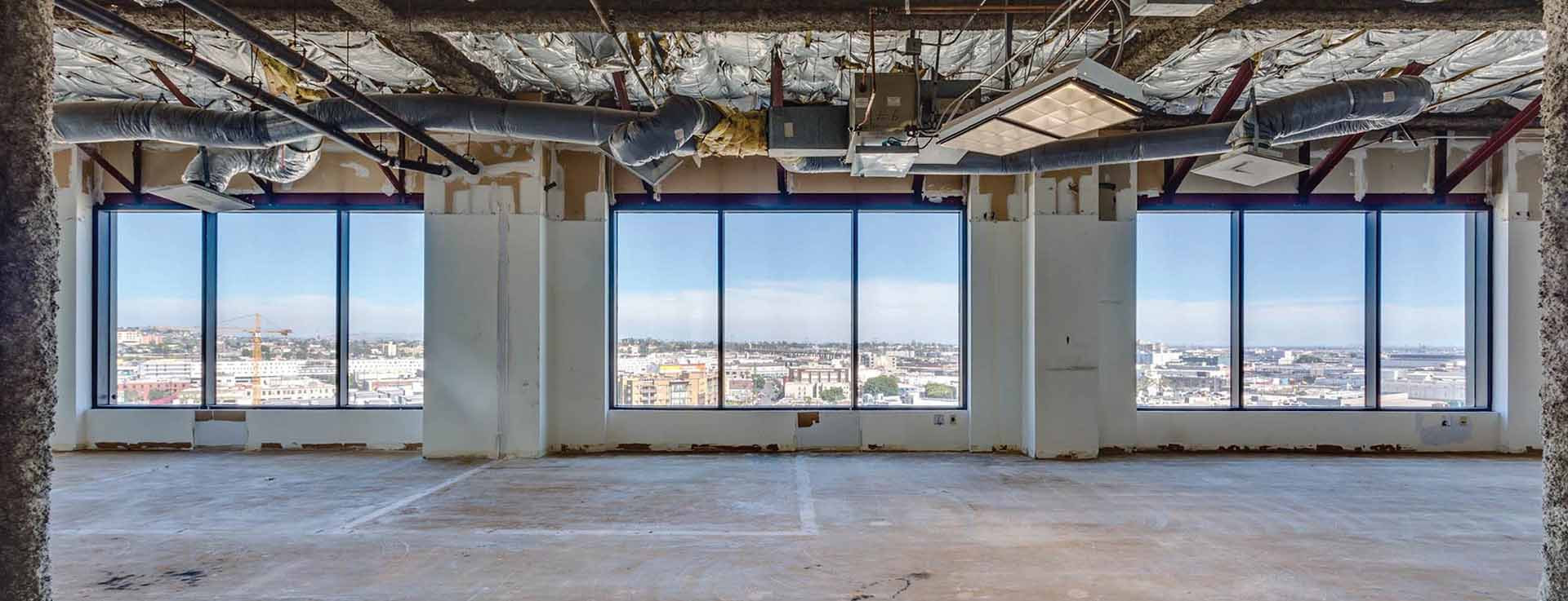 Unfurnished office / commercial space in DTLA.
