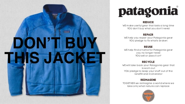 Patagonia campaign
